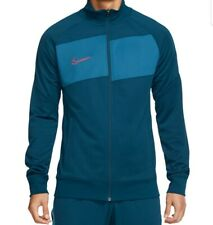 Nike Men's Academy DRI-FIT Pro Soccer JACKET  Blue NWT