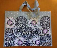 NWT Vera Bradley Market Tote Bag Shopper in Mimosa Medallion Holidays Gift Bag