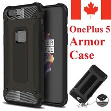OnePlus 5 Case - Dual Layer Hybrid Shockproof Heavy Duty Tough Armor Cover