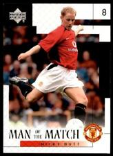Upper Deck Manchester United 2002-2003 - Nicky Butt Man of the Match No.43