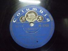 V DAKSHINAMURTHY MALAYALAM FILM GE 27438 RARE 78 RPM RECORD COLUMBIA EX