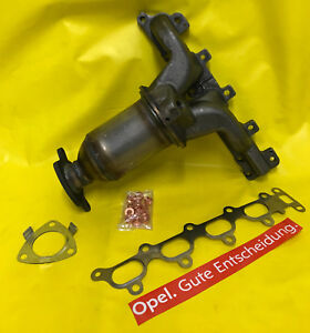 New Catalytic Converter Elbow Opel Zafira Astra G+H Meriva A Vectra C 1,6