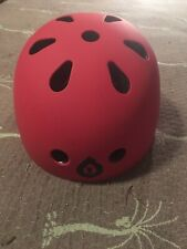 SIXSIXONE Dirt Lid Stacked Helmet - Matte Red - One Size NEW