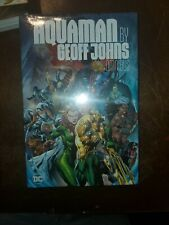 Aquaman by Geoff Johns Omnibus [New Books] Graphic Novel, Hardcover