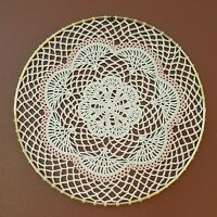 """Choose Your Favorite Designs Crochet Doily Wall Hanging Dream Catchers 12"""", New"""