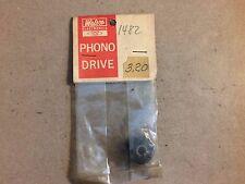 NOS Vintage Idler Wheel Roller Walsco 1482 Phono Drive