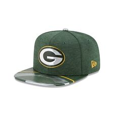 CAP NEW ERA NFL 9FIFTY ON STAGE DRAFT GREEN BAY PACKERS