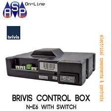 BRIVIS ELECTRONIC BOARD CONTROL NE-6 (WITH SWITCH) - PART# B008783