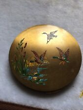 Stratton Compact With Ducks On It