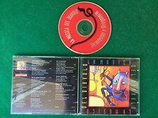 1 CD Musica LA MUSICA DEL DIAVOLO - INCANTESIMI STREGONERIE (1995) Hobby Work