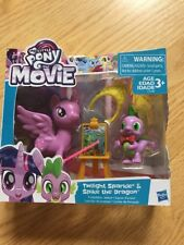 My Little Pony the Movie Twilight Sparkle & Spike The Dragon