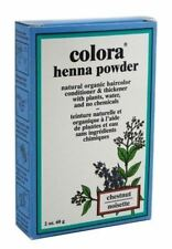 Colora Henna Powder Hair Color Chestnut, 2 oz