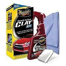 Meguiars Smooth Surface Quik Clay Kit 473ml G1120