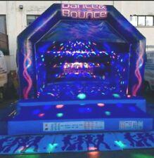 12 x 12 A Frame Bouncy Castle (Dance & Bounce)