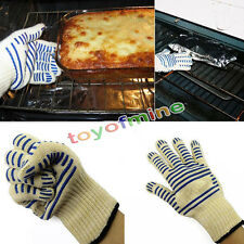 1* US Sell Ove Glove Hot Resistance Surface Handler Oven Firefight Kitchen Tool