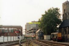 PHOTO  LINCOLN CENTRAL RAILWAY STATION 1992