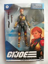 Hasbro G.I. JOE GiJoe Scarlett Classified Series 2020 Figure MOC Mint New #05