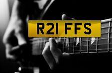 R21 FFS Riffs Riff Licks Electric Guitar Musician Axe Cherished Registration