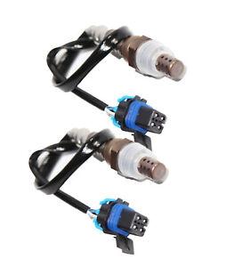 2PC Upstream&Downstream 234-4087 Oxygen Sensor For GMC Chevy Savana Buick