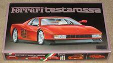 Ferrari Testarossa~1/16 scale~Fujimi~Made in Japan~Opened & sealed bags