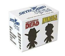 Skybound Minis Ltd Ed Double Blind Box Rick Grimes The Walking Dead & Invincible