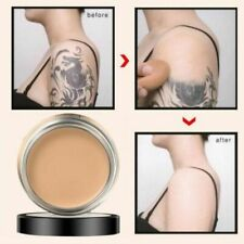 Moisturizing Full Coverage Foundation Concealer Tattoo Remover Face ConcealCream