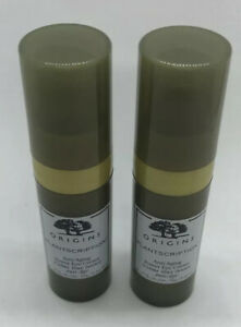 Origins Plantscription Anti Aging Power Eye Cream, .17 oz, lot of 2