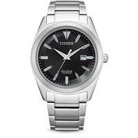CITIZEN Herren-Armbanduhr, Super Titanium, Ø 41,5 mm, Eco-Drive, AW1640-83E