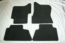 Chevy GMC black floor mats OEM set of 4