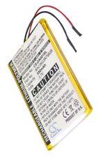 Batería Li-polymer 550mAh tipo BAC0603R79928 Para Creative Zen X Fi (32GB)
