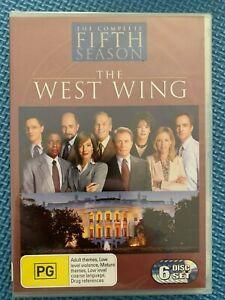 The West Wing : Season 5 - DVD
