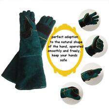 Pets Training Handling Gloves Dog Cat Anti-bite Tools Protection Glove Green UDD