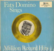"""FATS DOMINO """"MILLION RECORD HITS"""" LP 1960 IMPERIAL 9103"""