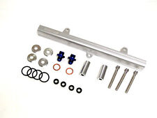 OBX Fuel Injection Rail Fit Nissan 180SX SILVIA PS13 SR20DET S13 Top Feed Silver