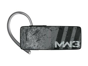 Microsoft Xbox 360 Call of Duty: Modern Warfare 3 Black Ear-Hook Headset USED