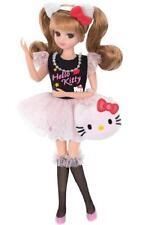 ya08727 Hello Kitty Daisuki Licca-chan Doll - Takara Tomy Licca toy for Japan