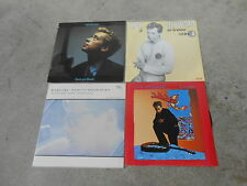 "NICK HEYWARD-1 LP & 3 12"" SINGLES-NORTH OF A MIRACLE-LAURA-OVER THE WEEKEND-NM"