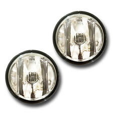 Fits Pontiac Aztek Bonneville Driver + Passenger Fog Light Lamp Assembly 1 Pair