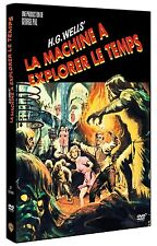 DVD *** LA MACHINE A EXPLORER LE TEMPS  version 1960 *** neuf sous blister