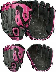 "Louisville Slugger Diva 11"" & 11.5"" Youth Fastpitch Softball Glove Left & Right"
