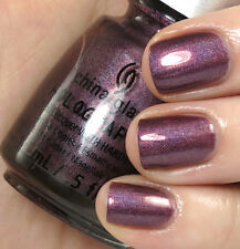 China Glaze Nail Polish Lacquer In When Stars Collide Holographic