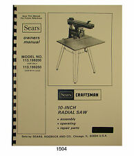 saw carpentry woodworking manuals books for sale ebay