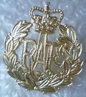Staybrite Royal Air Force Cap Badge QC Anodised (A/A 100%Genuine*)