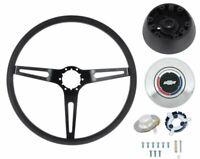 OER 3-Spoke Comfort Grip Steering Wheel Kit 1969-72 Camaro Nova Impala Chevelle