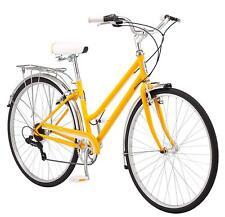Schwinn Women's Wayfare Hybrid Bike S4023EAZ - Orange 700c