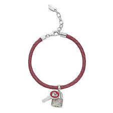 Esprit Modeschmuck-Armbänder aus Leder und Sterlingsilber