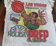 Vintage Reebok T Shirt Las Vegas Classic basketball Holiday Prep T-Shirt 1998 2X