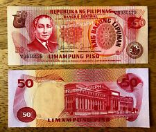ABL Series Banknote 50 Piso Commemorative Peso Bill