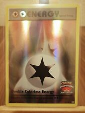 XY Evolutions 90/108 Double Colourless Championships Promo Reverse Holo * New *