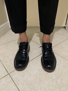 acne studios Mens Lace Up Oxford Shoe Size 43 Original Retail $595
